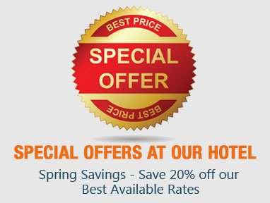 Special offers at our Hotel